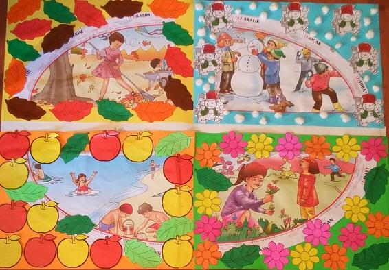 Mevsim Şeridi Örnekleri