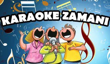 """Arkadaşım Eşek Şarkısı """"Karaoke"""""""