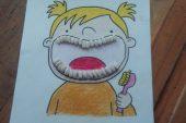 Fasulye ile Diş Fırçalama Etkinliği