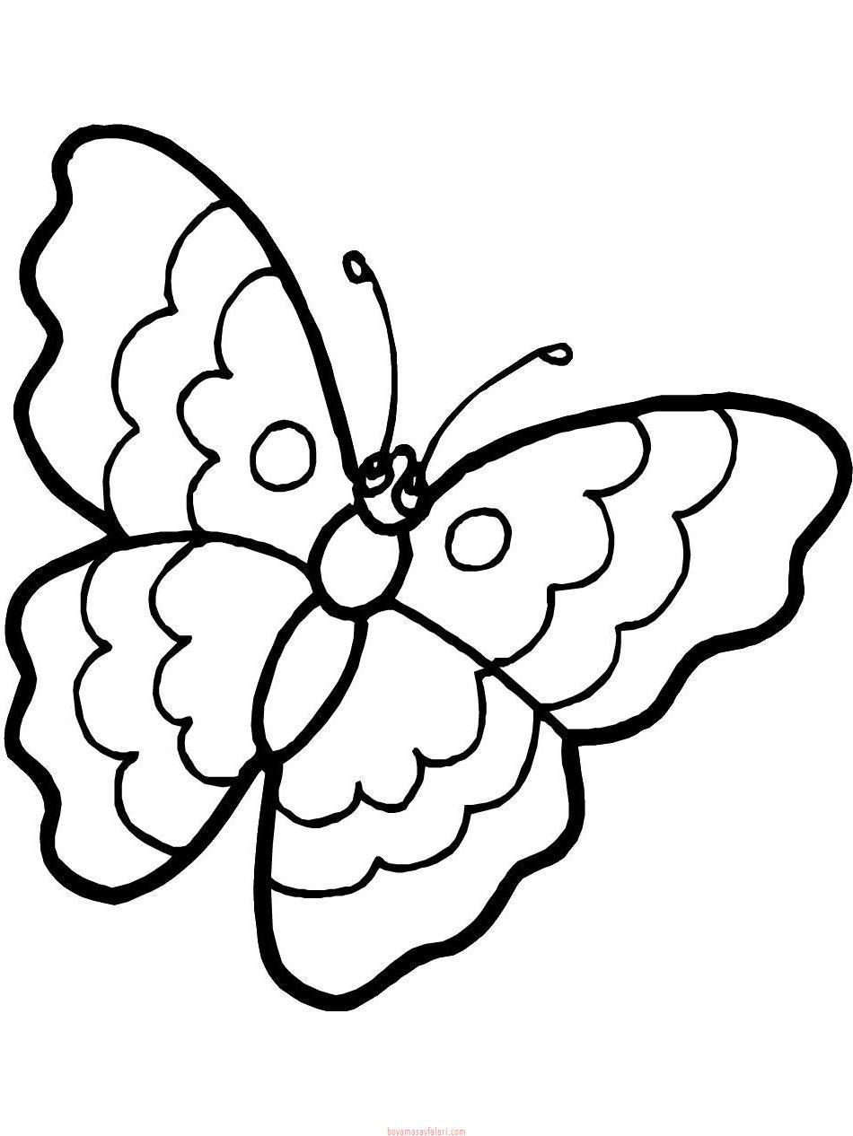 Kelebek şablonları 10 Sınıf öğretmenleri Için ücretsiz