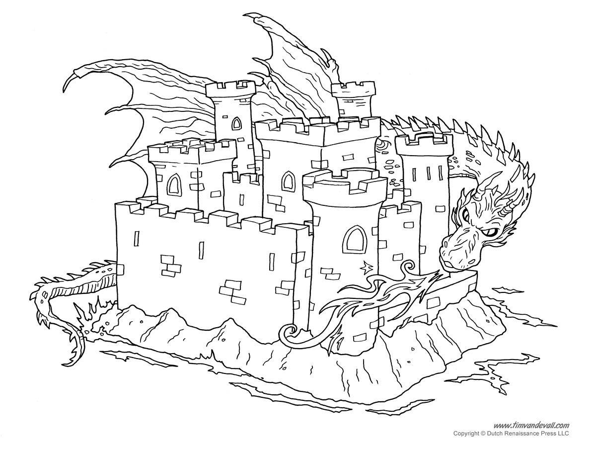 Castle-Coloring-Page-03