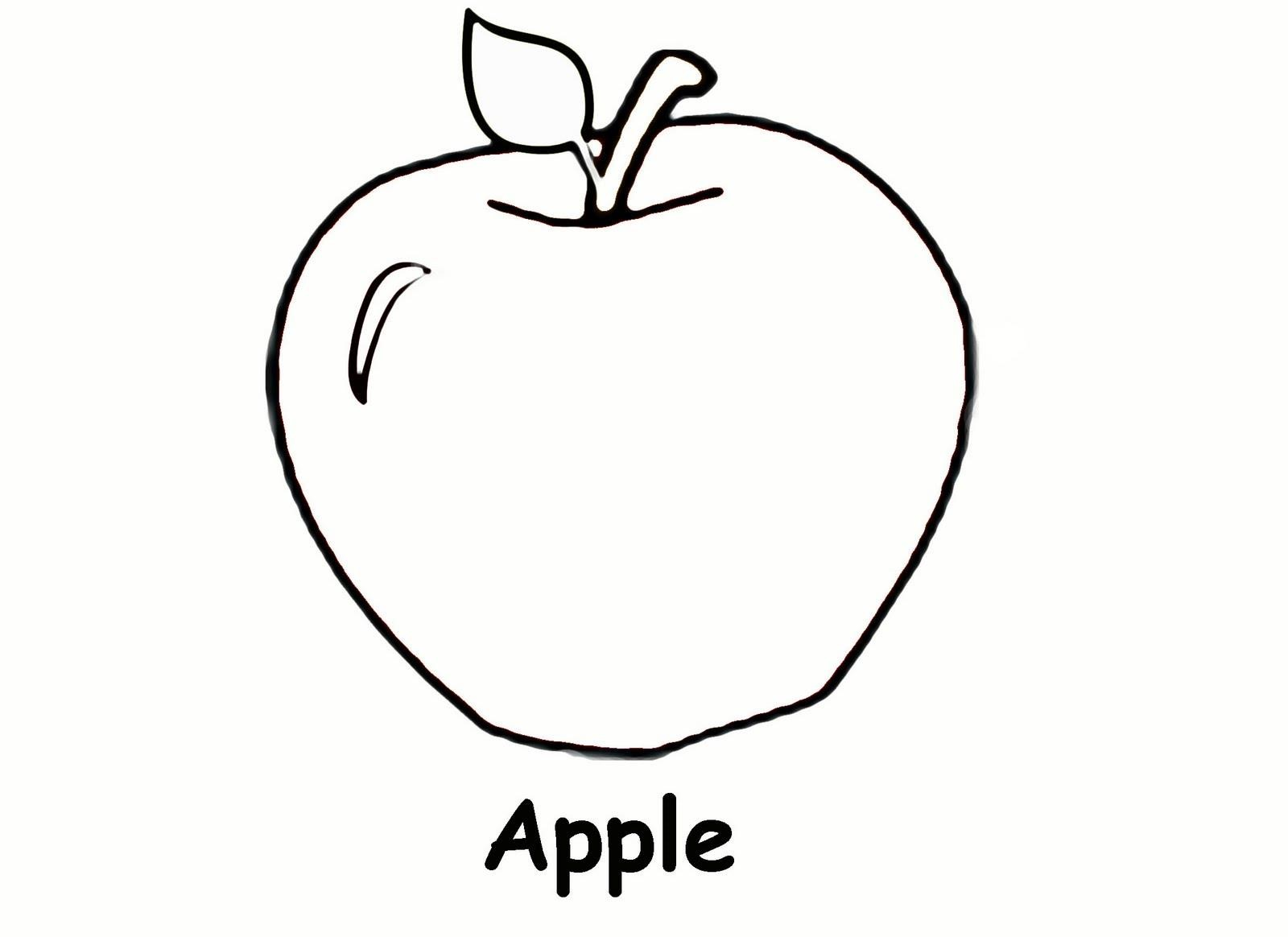 Free-Apple-Coloring-Pages
