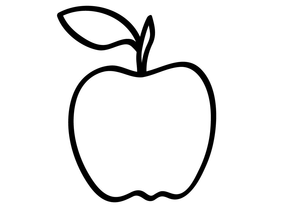 Preschool-Apple-Coloring-Pages