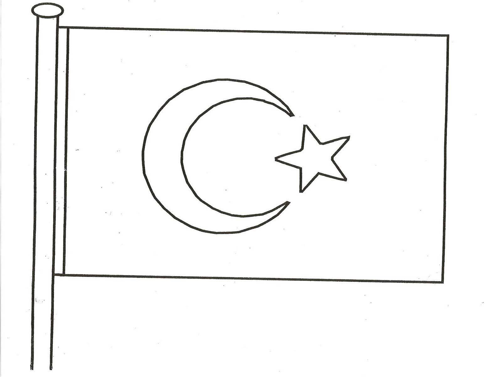 Turk-Bayragi-Boyama-Kagidi-Calismasi-2