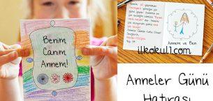 Anneler Günü Sınıf Etkinliği