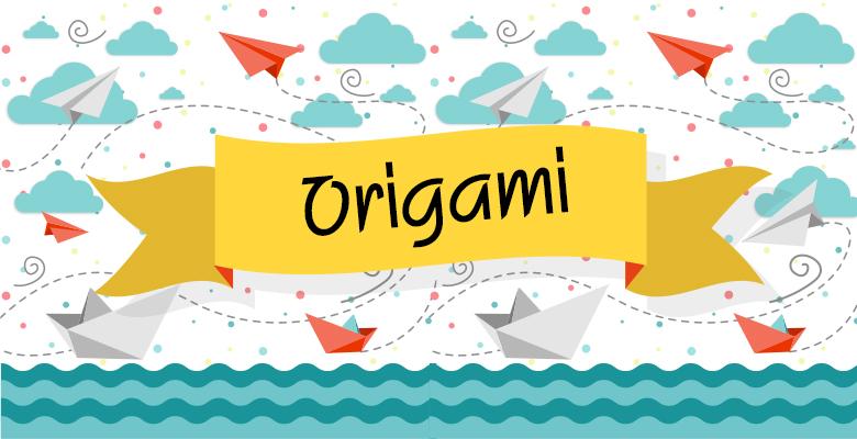 Basit Videolu Origami Etkinlikleri 3 -Pikachu Yapımı-
