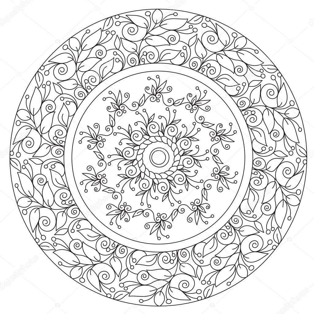 Depositphotos_113579708-Stock-İllustration-Coloring-Beautiful-Floral-Mandala