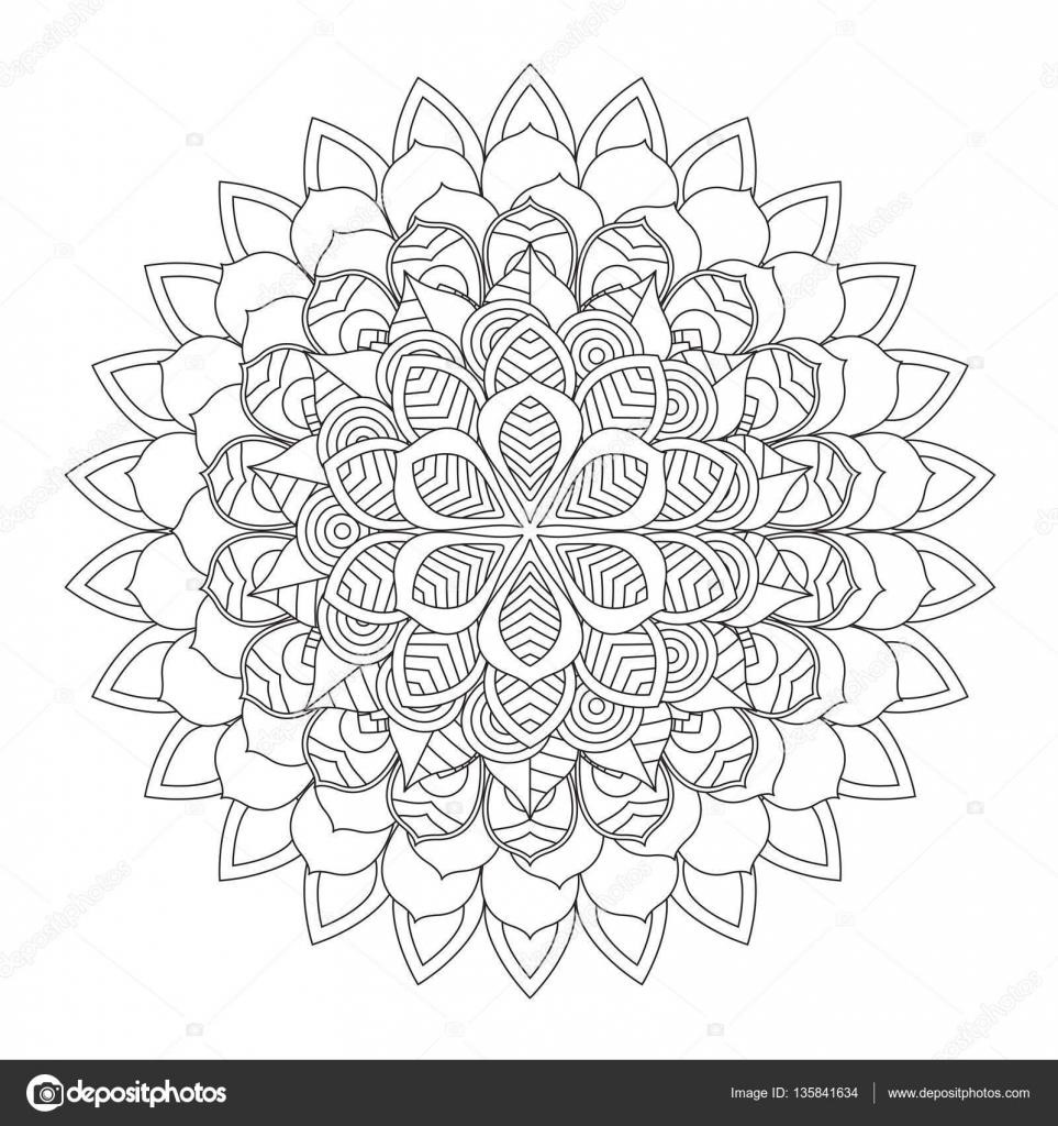 Depositphotos_135841634-Stock-İllustration-Outline-Mandala-For-Coloring-Book