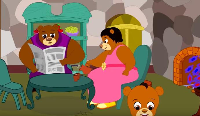 Goldilocks ve 3 Ayı Masalı