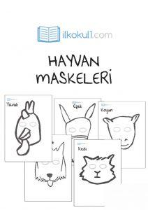 thumbnail of hayvan maskeleri
