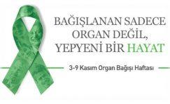 Belirli Günler ve Haftalar (Organ Bağışı ve Nakli Haftası 3-9 Kasım)
