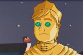 Mutlu Prens Masalı