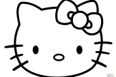 Hello Kitty Boyama Sayfaları