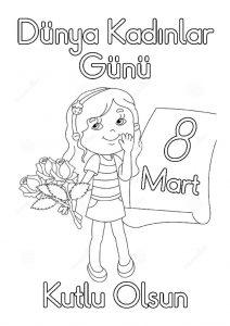 thumbnail of 8 mart kız