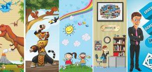 Sınıf Kapıları Örnekleri