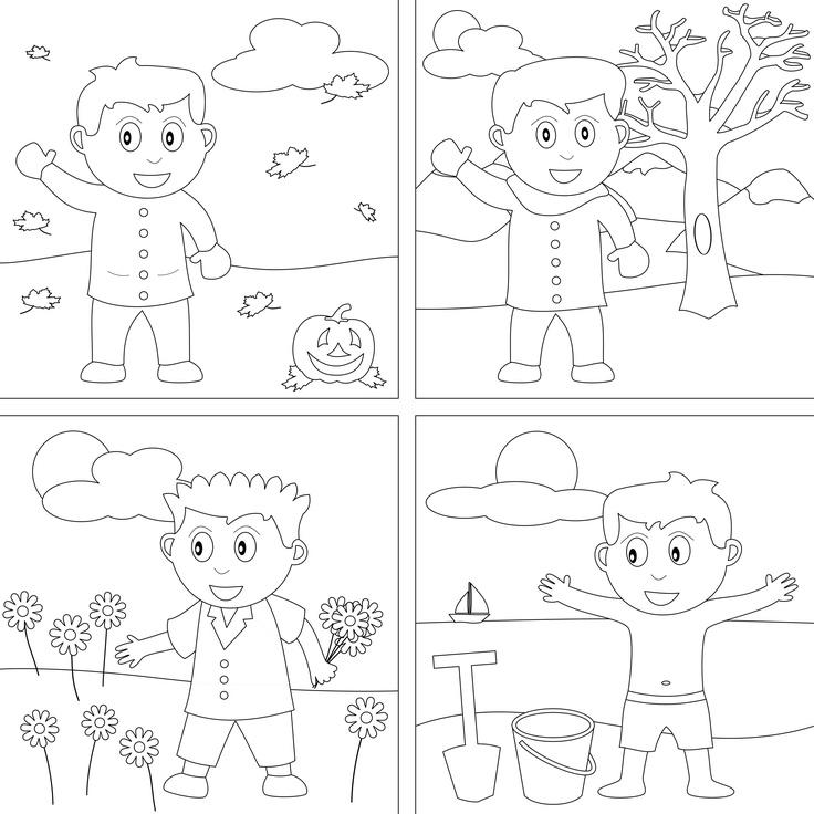 1 Sinif Hayat Bilgisi Mevsimler Konusu Etkinlikleri