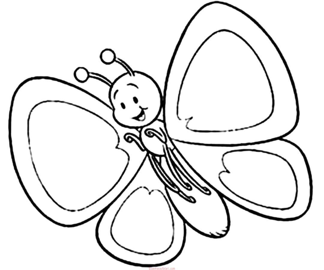 Kelebek Sablonlari 2 Sinif Ogretmenleri Icin Ucretsiz Ozgun
