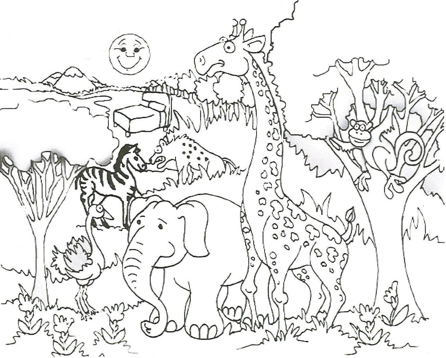 Zürafa Boyama 10 Sınıf öğretmenleri Için ücretsiz özgün Etkinlikler