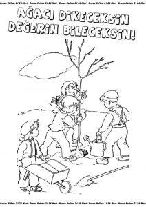 Orman Haftasi Etkinlikleri