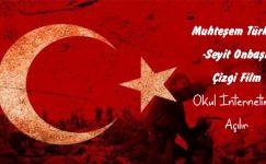 Muhteşem Türkler – Seyit Onbaşı Çizgi Filmi