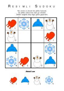 thumbnail of resimli sudoku 12