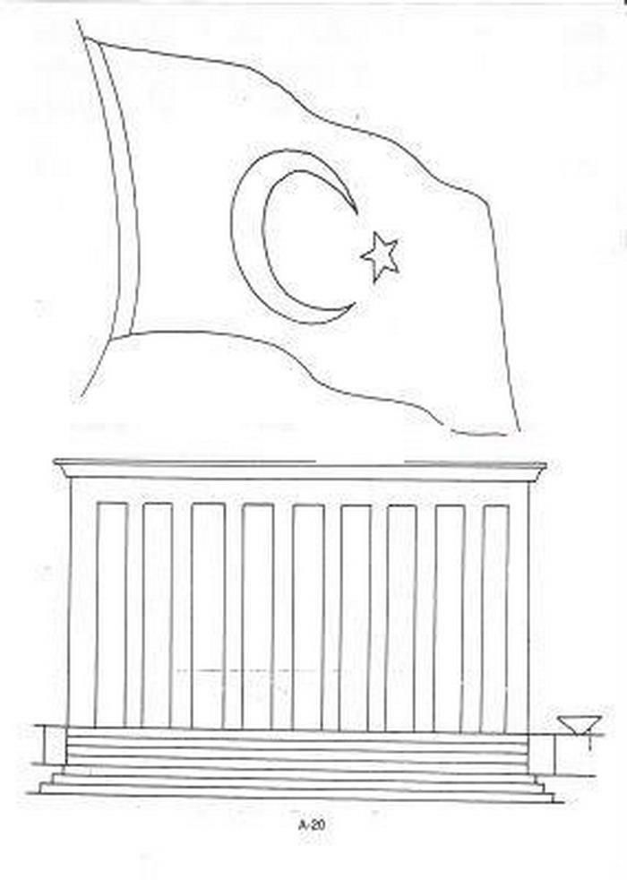 Bayrak-Boyama-Sayfalari