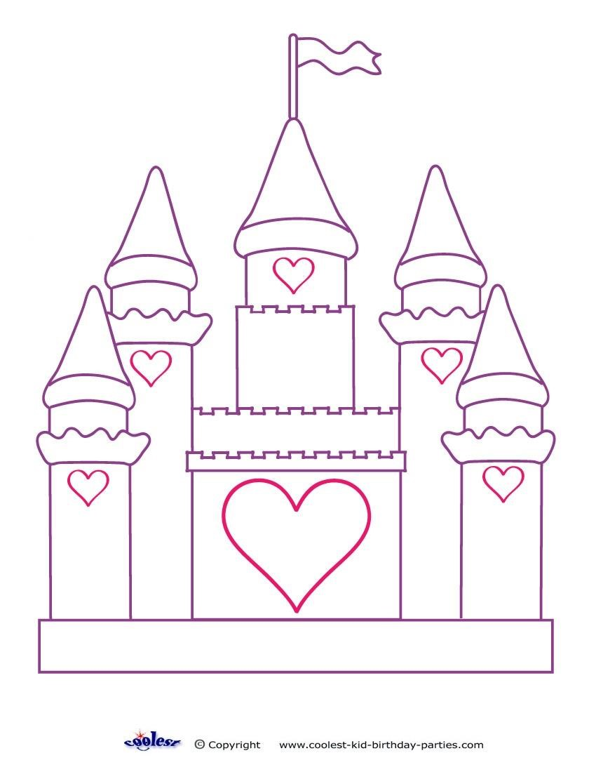 Castle-Coloring-Pages-Printable-Castle-Coloring-Pages-Printable-Archives-Free-Coloring-Pages-For-Sheets