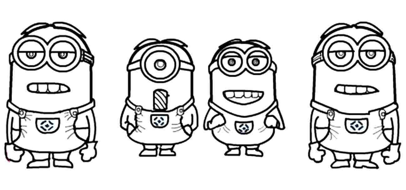 Minion-Coloring-Pages-Ace-Coloring-Page-And-Wallpaper