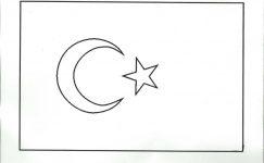 Bayrak Şablonları, Bayrak Boyama Sayfaları