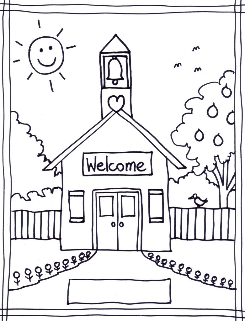 Printable Coloring Pages Hello Neighbor Beatrice Rodriguez