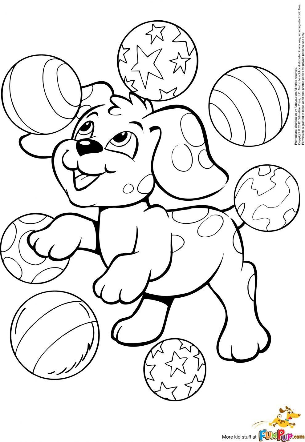 Free-Printable-Puppy-Picture-To-Color-Dog-Coloring