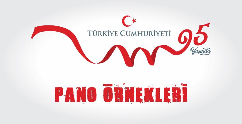 Cumhuriyet Bayramı Ve Atatürk Köşesi Pano örnekleri Sınıf