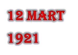 Belirli Gunler Ve Haftalar Istiklal Marsinin Kabulu 12 Mart