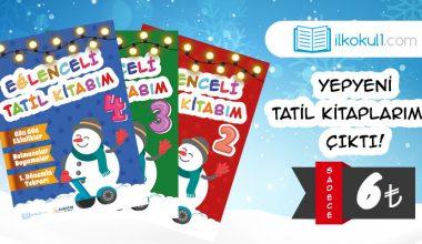 Tatil Kitabımız Yayında! Üstelik Sadece 6 Lira