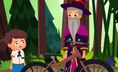 """""""Uçan Bisiklet"""" Masalı"""