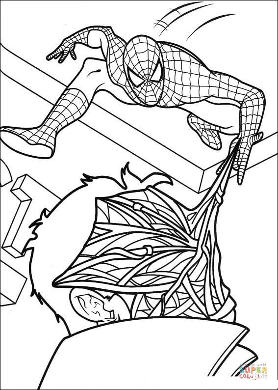 Orumcek Adam Boyama Sayfasi 29 Sinif Ogretmenleri Icin