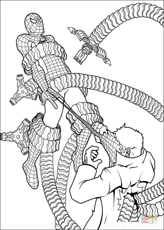 Orumcek Adam Boyama Sayfasi 50 Sinif Ogretmenleri Icin