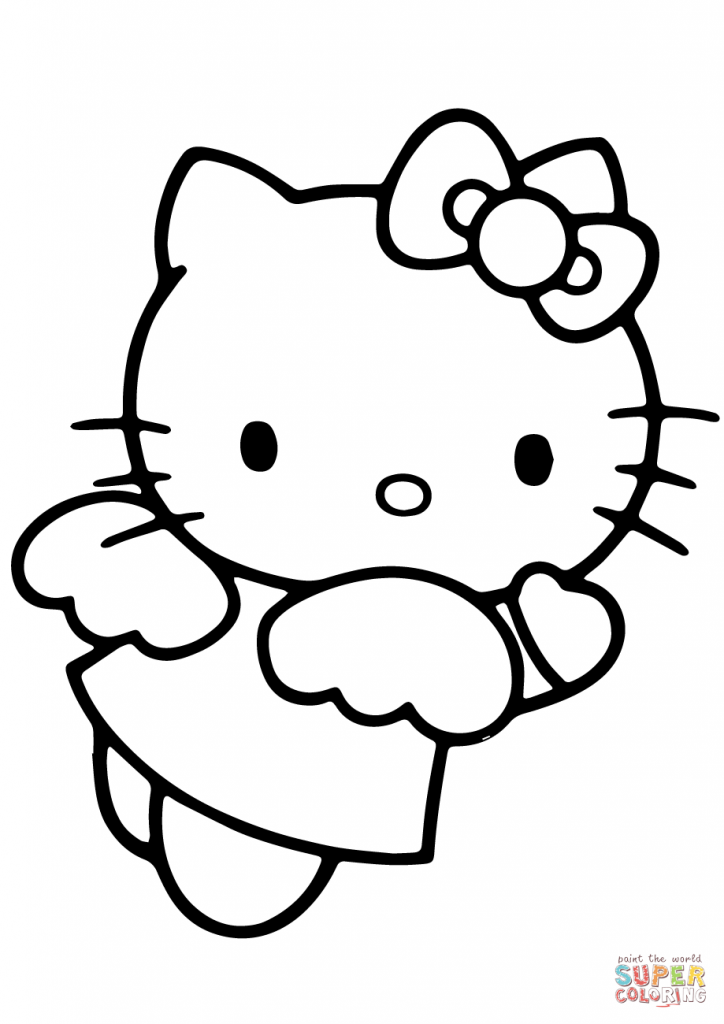 Hello Kitty Boyama Ilkokul1com 4