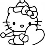 Hello Kitty Boyama Sayfalari Sinif Ogretmenleri Icin Ucretsiz