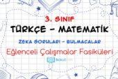 3. Sınıf Eğlenceli Çalışmalar Fasikülü 6