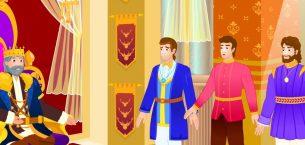 """""""Üç Prens"""" Masalı"""