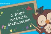 2. Sınıf Matematik Eşitlik Etkinlikleri 2