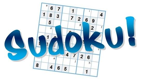 Şekilli Sudoku Kitapçığı Seviye 1