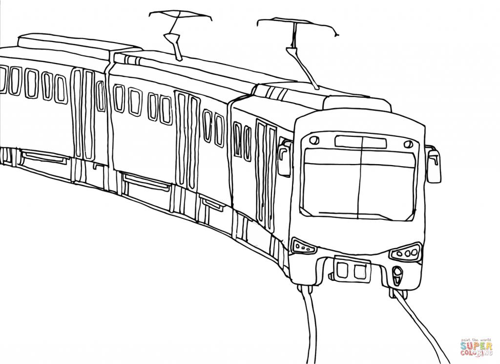 Tren Boyama 2