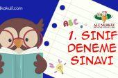 1. SINIF 1. DÖNEM 1. PEKİŞTİRME ETKİNLİĞİ (ANDS1 KDS1)