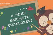 SÜTUN GRAFİĞİ ETKİNLİĞİ -6-