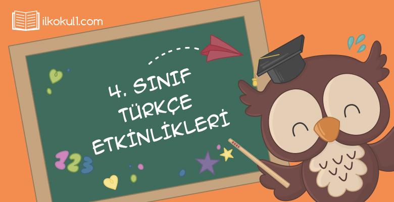 TÜRKÇE DEĞERLENDİRME ÇALIŞMASI -7-