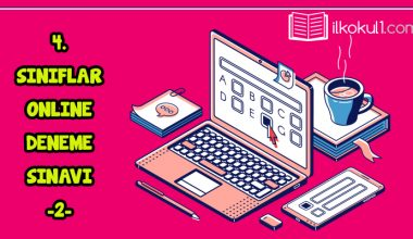 4. Sınıflar Online Deneme Sınavı -2-