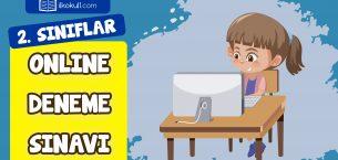 2. Sınıflar Genel Deneme Sınavı -10-