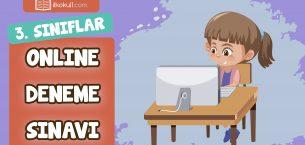 3. Sınıflar Genel Deneme Sınavı -10-